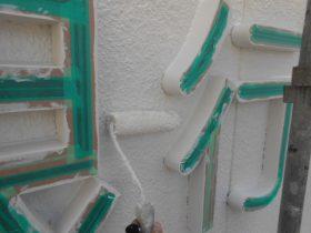上塗り2回目(壁)